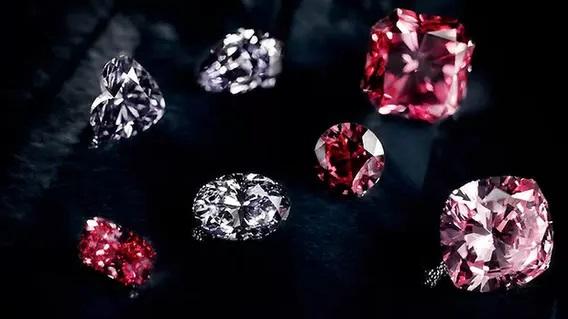 famous pink diamonds
